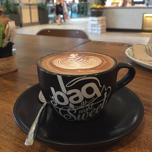 Cappuccino @ The Shed - Top Ryde