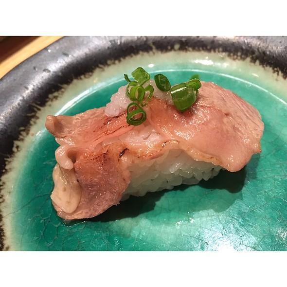 鹿児島和牛壽司 Kagoshima Wagyu Sushi @ SUSHI TEI すし亭
