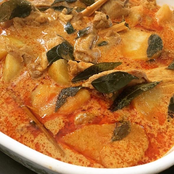 Chicken Curry @ HAFH