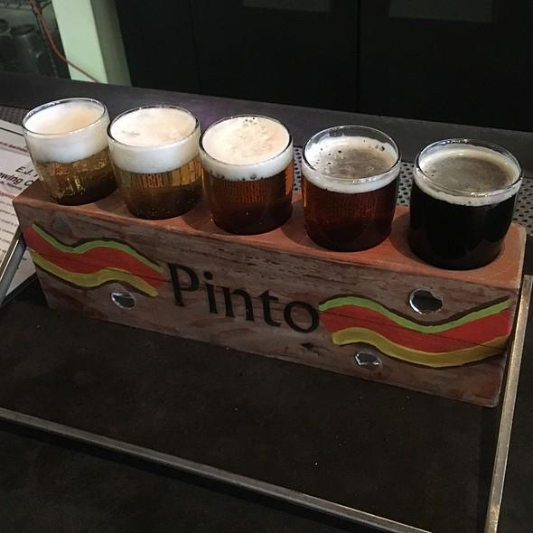 Beer Sampler @ E.J. Phair Brewing Company