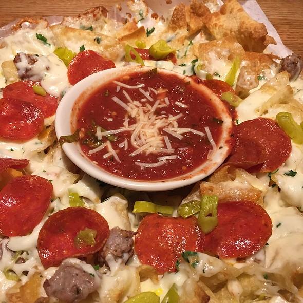 Italian Nachos @ Old Chicago