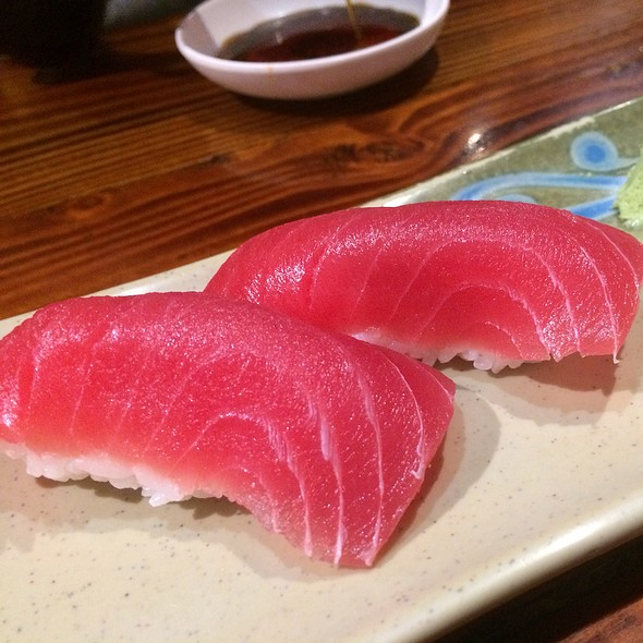 Tuna Sushi @ Kyushu Ramen