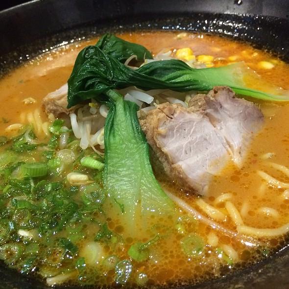 Spicy Miso Ramen @ Kyushu Ramen