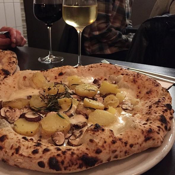 Potato Pizza @ Standard Pizza