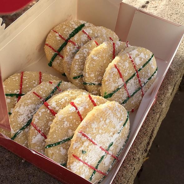 Sugar Cookies @ Dion's