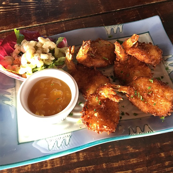 Coconut Shrimp @ West Deck