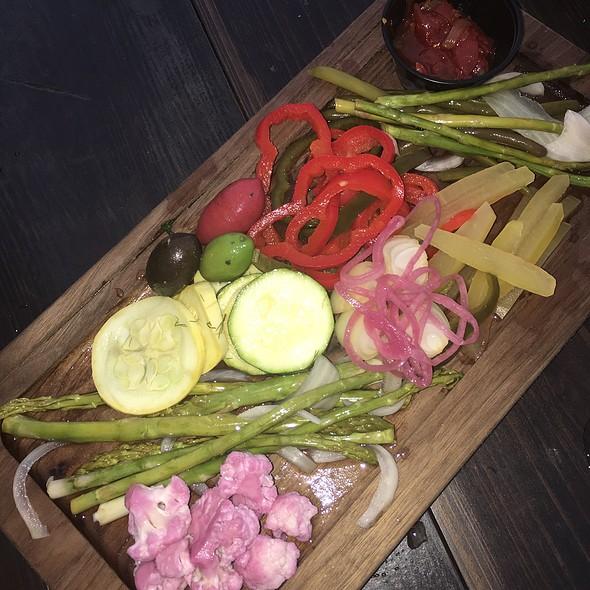 Pickled Board