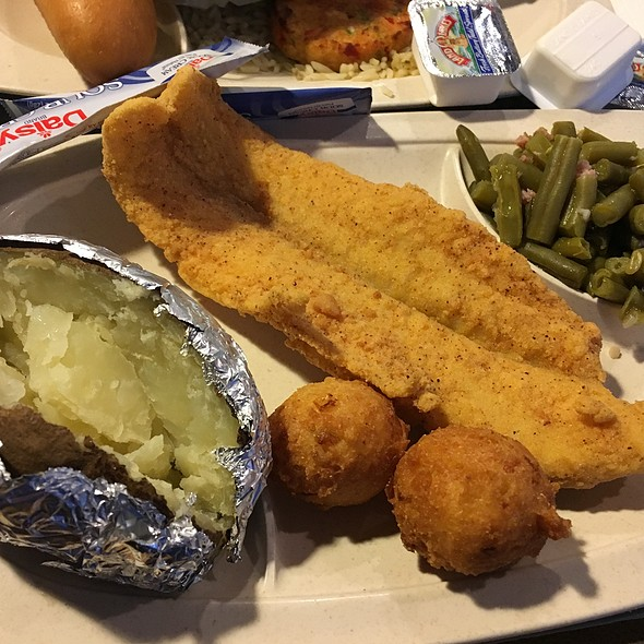 Southern Style Whitefish