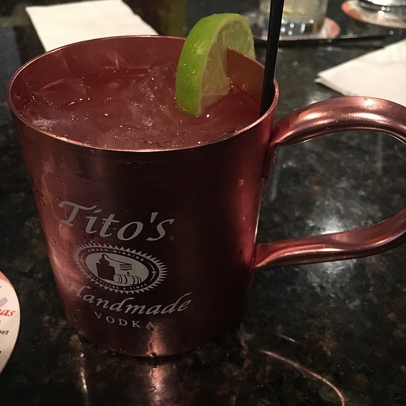 Moscow Mule @ Walt's Other Pub