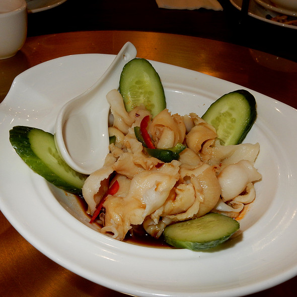 Conch Salad @ 粵煌 Yue Huang