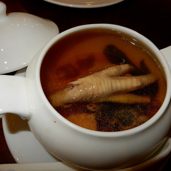 Chicken Feet Soup @ 粵煌 Yue Huang