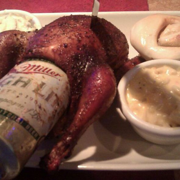 """""""Violated"""" Beer Can Chicken @ Bone Daddy's House Of Smoke"""