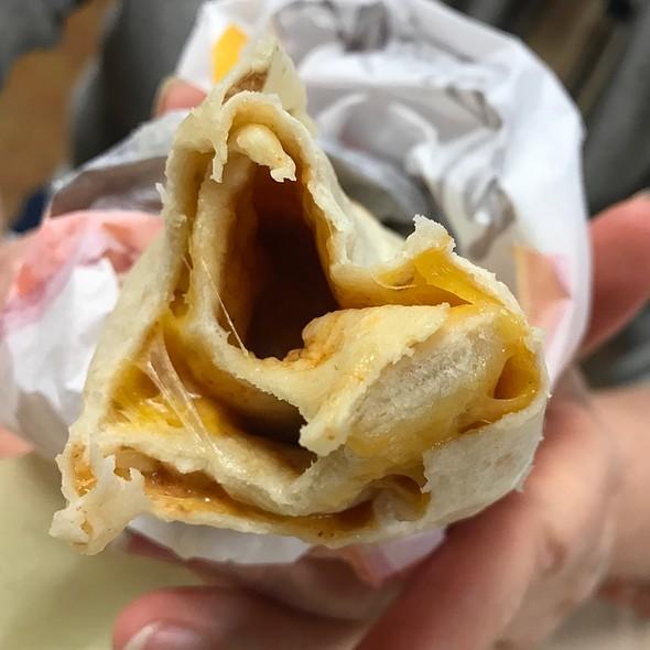 Cheese Burrito @ Naugle's