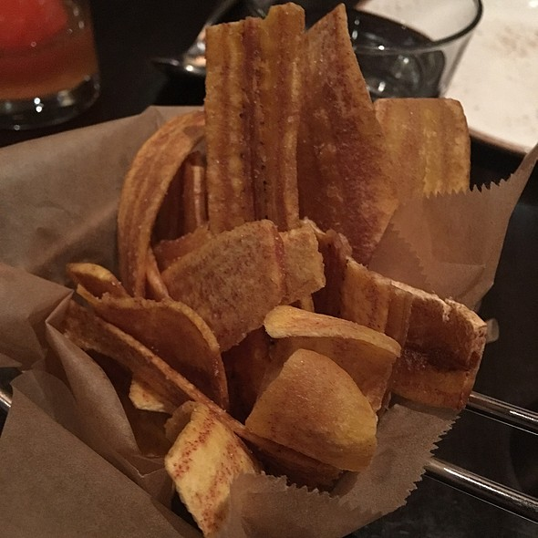 Fried Plantains @ Tanta