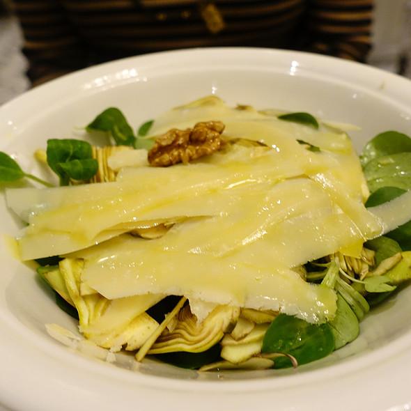 Insalata Di Parmigiano @ Cocopazzo