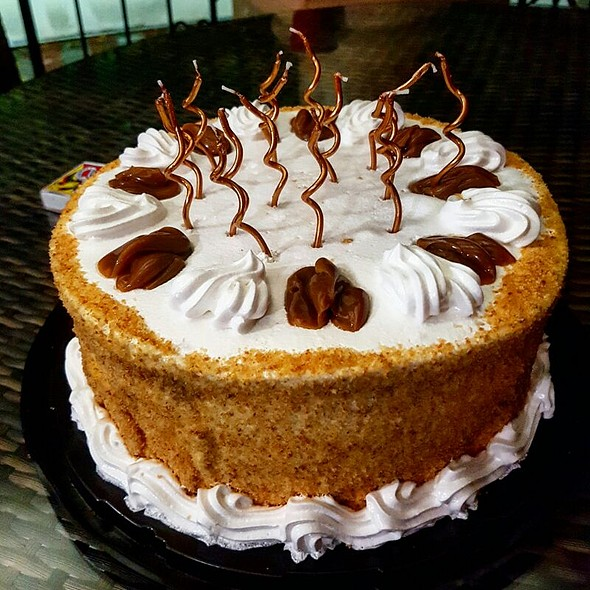 Cake @ Dos Mares