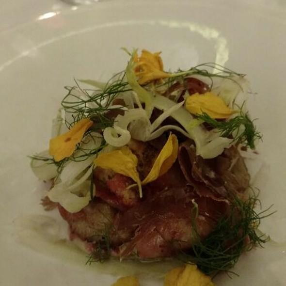 Sweetbread Ponznella Salad @ Blackbird Restaurant