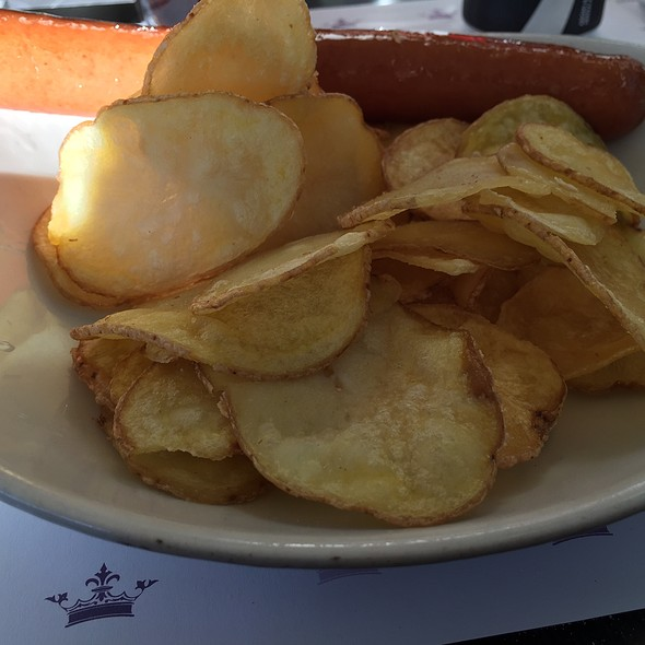 Wrustel & Patatine fritte
