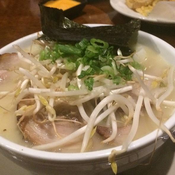 Karamiso Chashu Ramen @ Anaba Japanese Cusine
