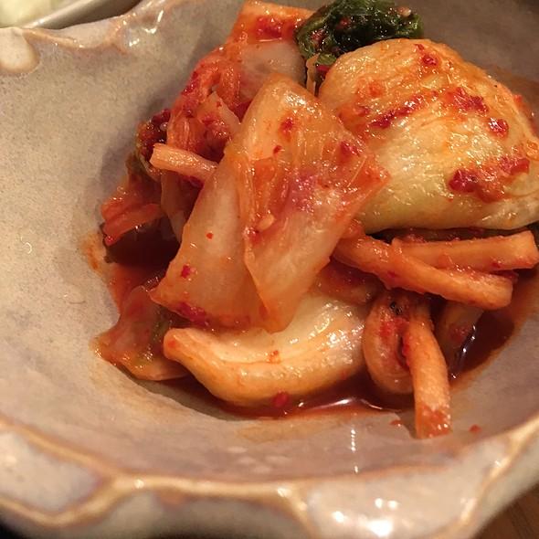 kimchi @ あべちゃん 麻布十番店