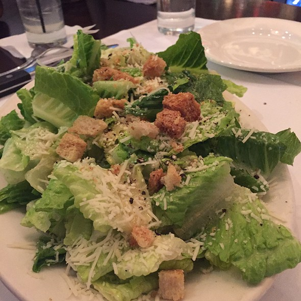 Caesar Salad @ Hugo's Frog Bar & Fish House