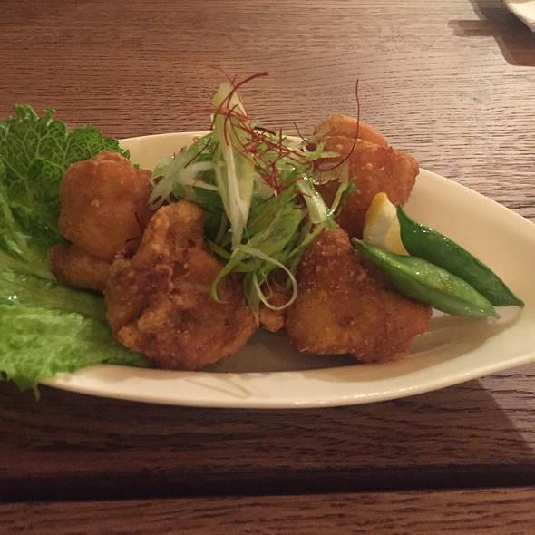 Chicken Karage @ Hinodeya Ramen Bar