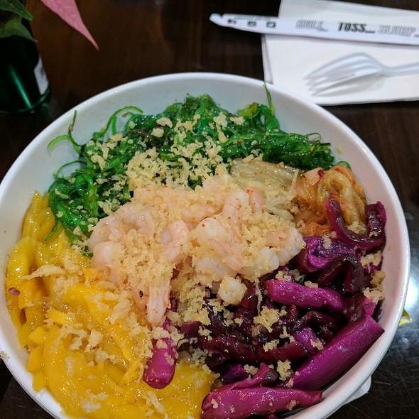 Sushi Burrito Bowl
