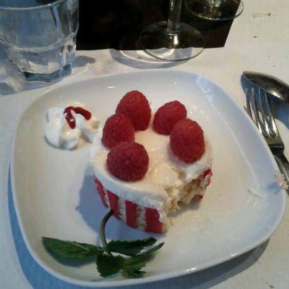 Cake @ Le Gai Moulin Restaurant