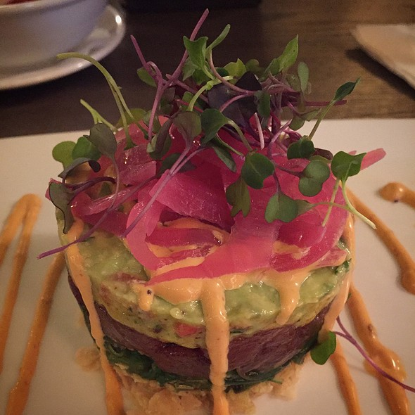 Tuna Tartare @ Red O