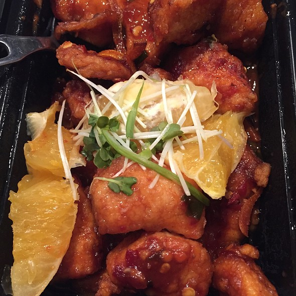 Chang's Spicy Chicken @ P.F. Chang's China Bistro