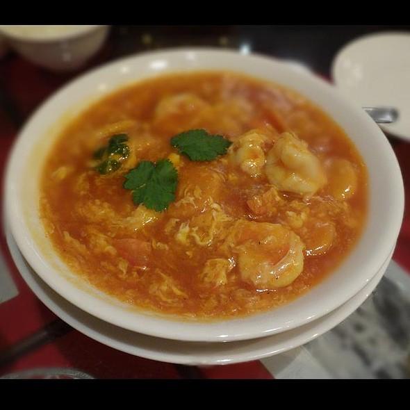 Tofu Prawn @ Soup Restaurant @ RAFFLES HOTEL ARCADE