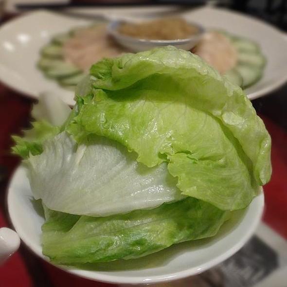 Lettuce @ Soup Restaurant @ RAFFLES HOTEL ARCADE