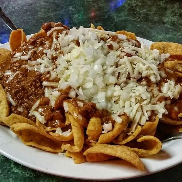 Chili Cheese Fritos @ Lutes' Casino Restaurant