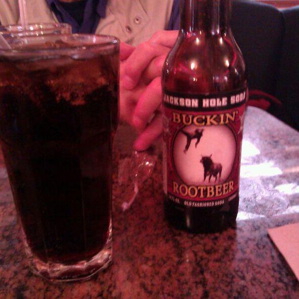 Root beer @ Billy's Giant Hamburger's