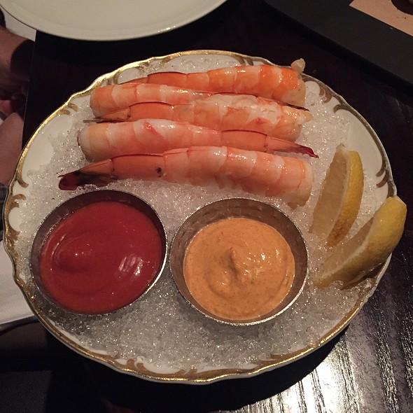 Gulf Shrimp Cocktail @ Evangeline