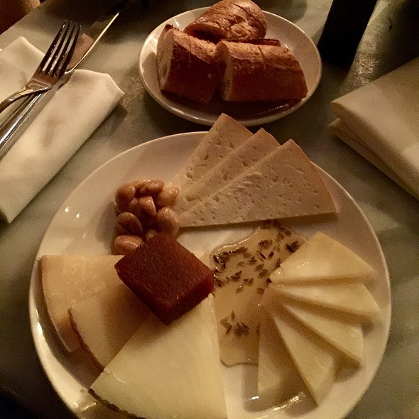 Cheese Plate @ Bar Jamon