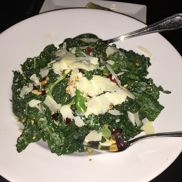 Chopped Kale Salad @ Bedford & Burns