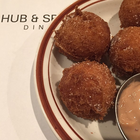 Donut Holes @ Hub & Spoke