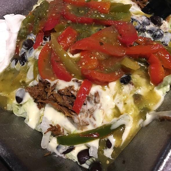 Bare Burrito With Steak @ Hard Rock Hotel And Casino Tulsa