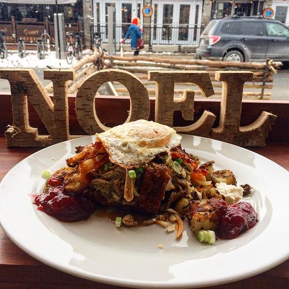 Turkey Taco @ Pow Wow Cafe