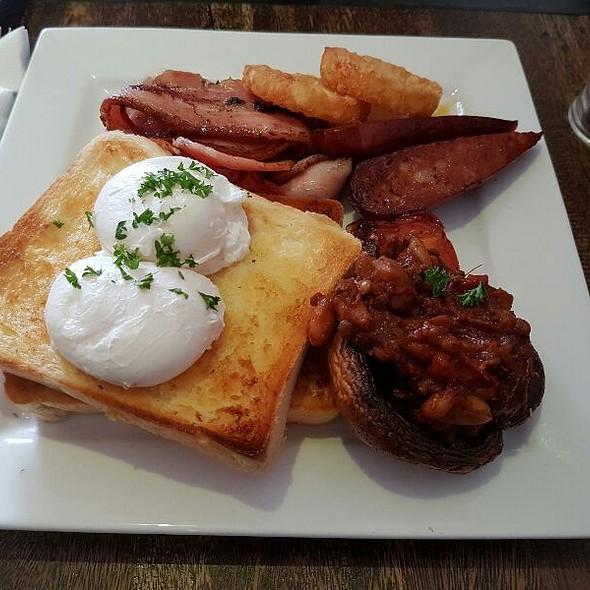 Big Breakfast @ Cafe 89 Mudgee