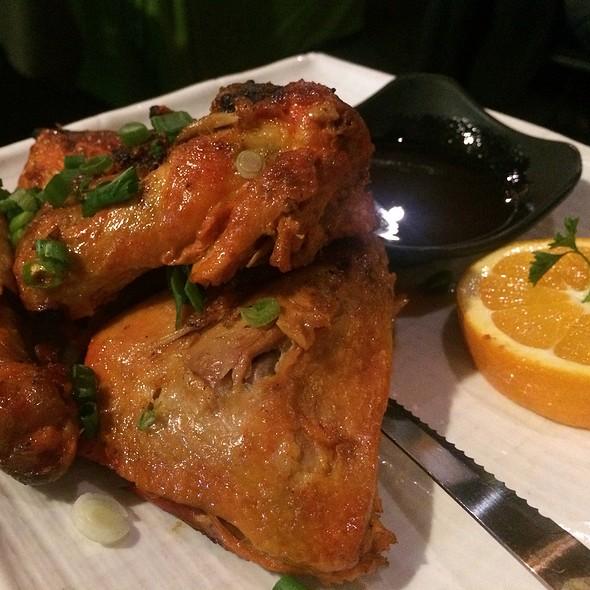 Sidewalk Bbq Chicken @ Kinnara Thai Delivery