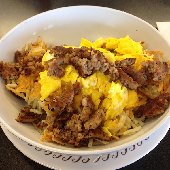 Hashbrown Bowl @ Waffle House