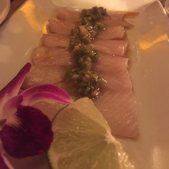 Hamachi @ Lure Fish Bar
