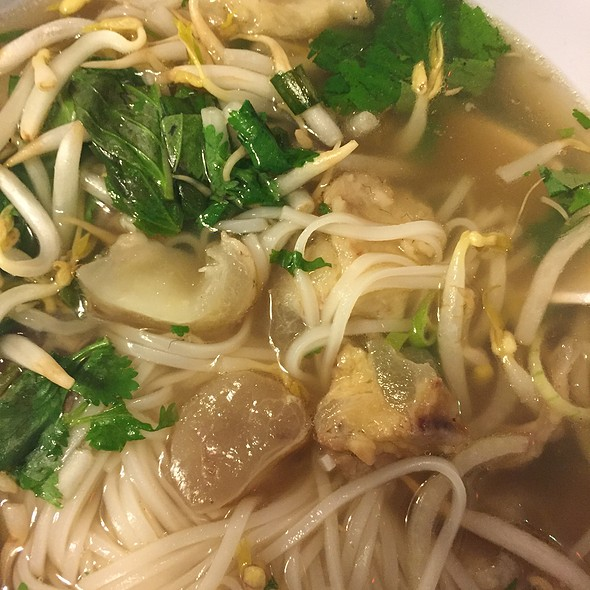 Pho Gan Bo @ New Saigon Restaurant