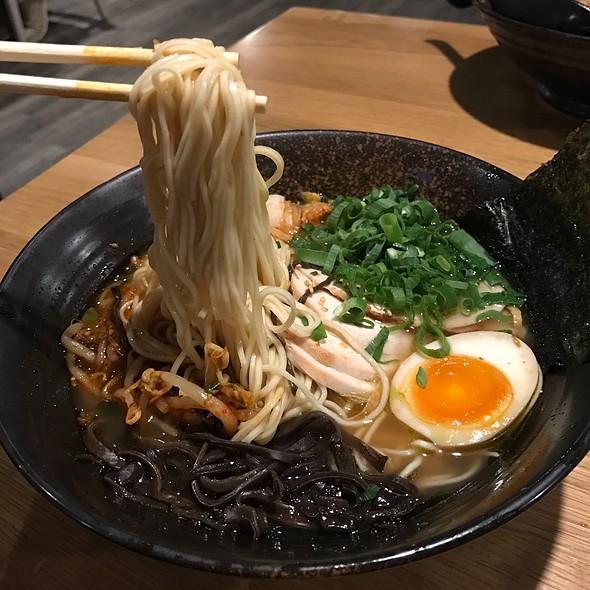 Kimchi Ramen @ Ramen-Ya