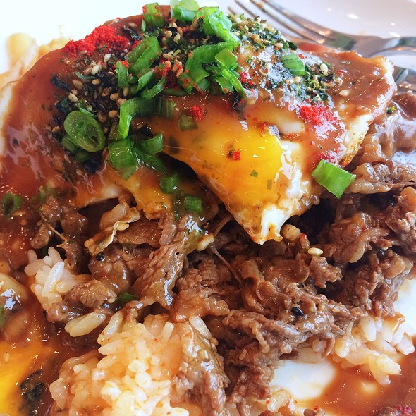 Bulgogi Loco Moco @ EatWithSF