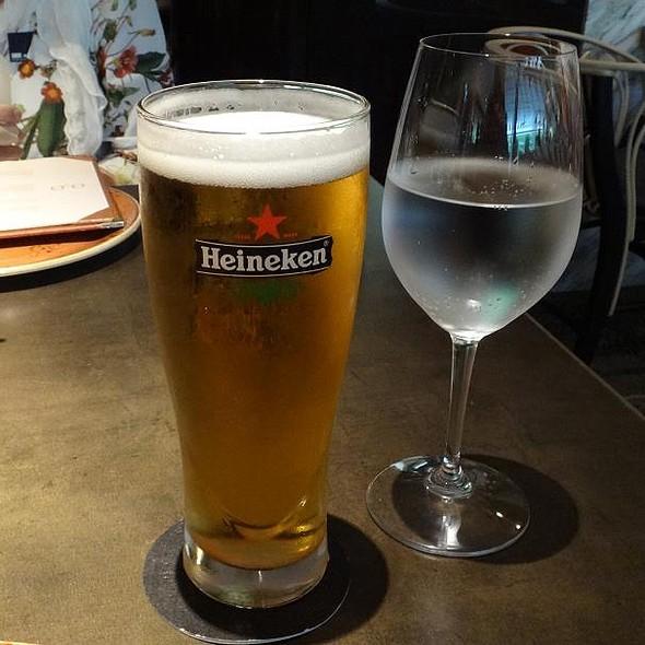 Heineken Beer @ Aura