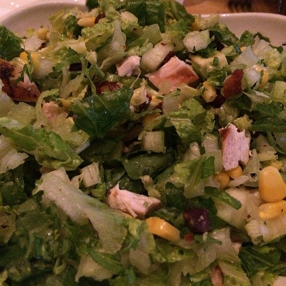 Factory Chopped Salad @ The Cheesecake Factory