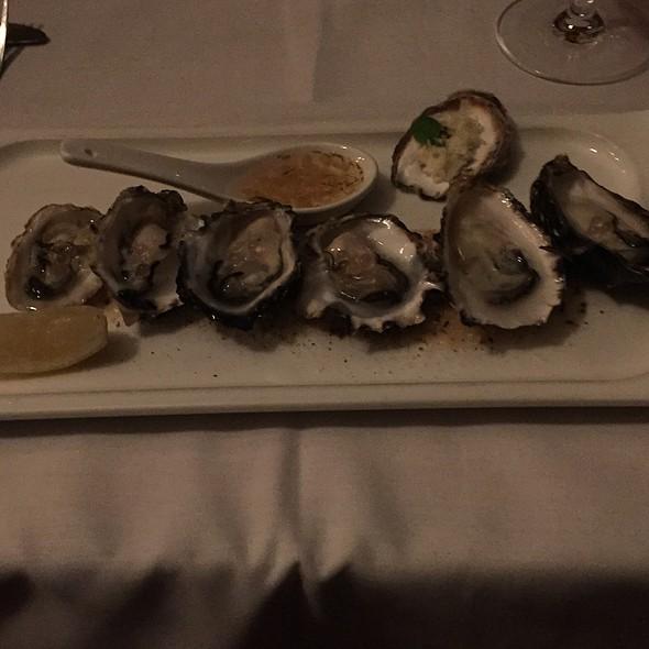 Half Dozen BC Oysters @ Kettle Valley Steakhouse